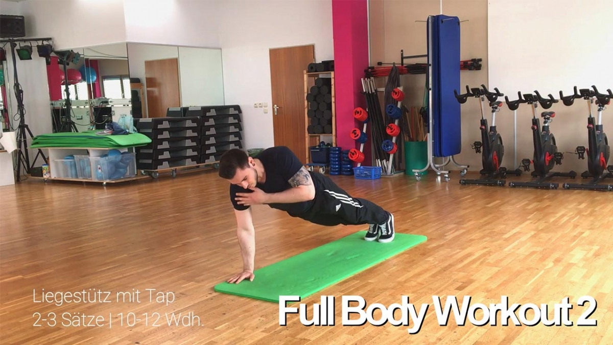 Full Body Workout 2